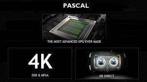 Most Advance GTX 1080 With 4K and VR Direct