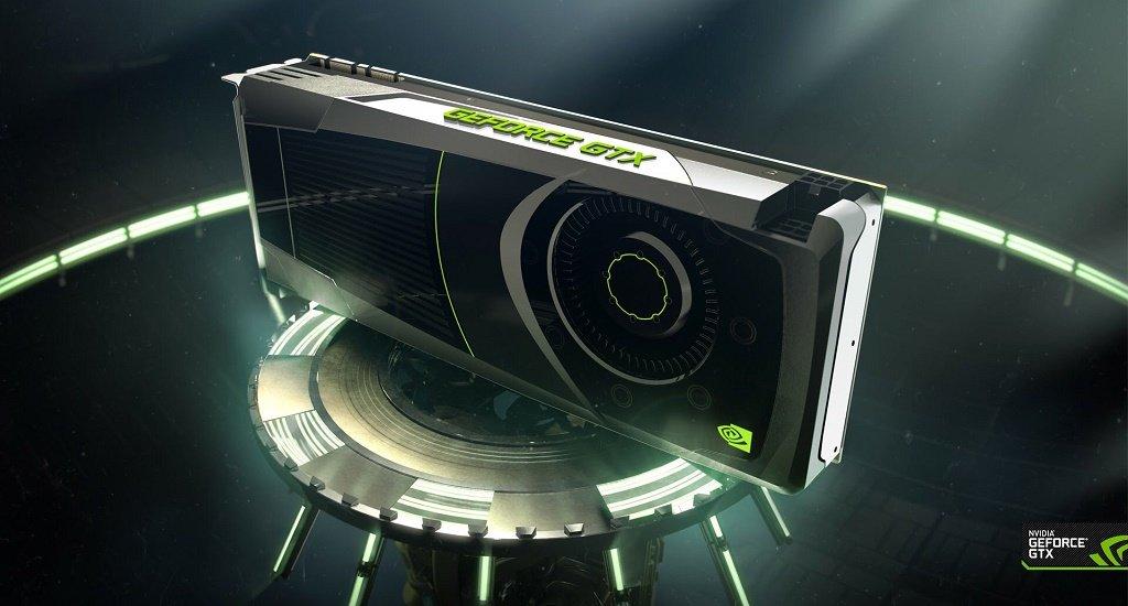 Nvidia GTX 1080 GPU