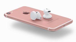iPhone 7 Ear-pod Leaks Image