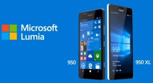 Lumia 950 and 950XL Smartphone