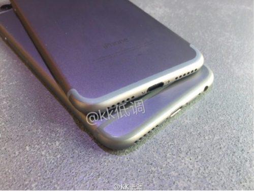 iPhone 7 Design Leaks