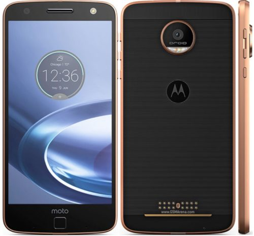 Moto Z Droid and Force