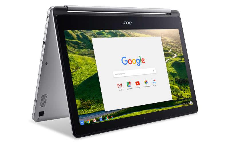 Acer Chromebook R13 Display