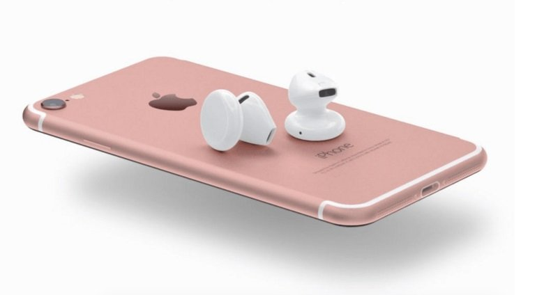Iphone 7 Air Pods Leaks
