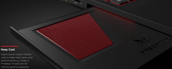 Acer Predator 15 FrostCore