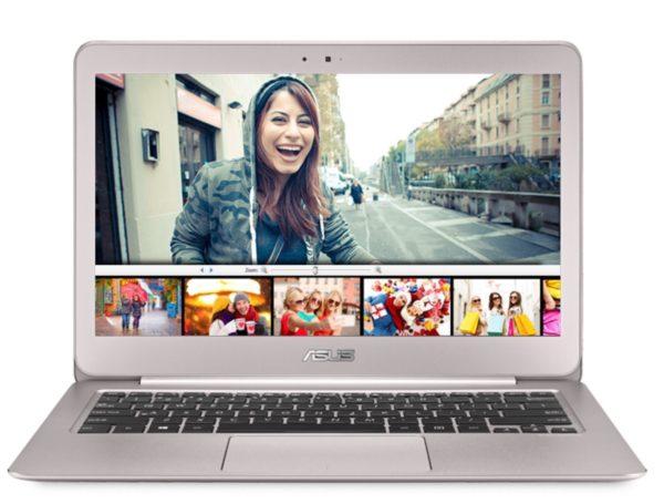 Asus ZenBook UX306 Display