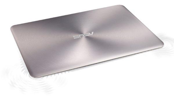 Asus ZenBook UX306 Design