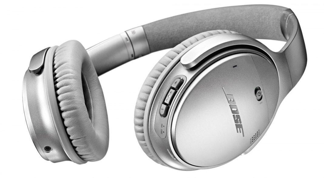 Bose Quiet Comfort 35 Controls