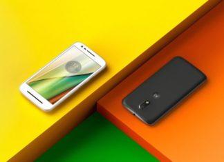 Moto E3 Colors