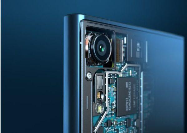 Sony New Xperia XZ Inside