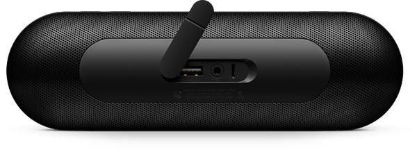 Beats Pill+: Rubber Flap - Splash proof Design