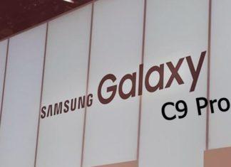 Samsung Galaxy C9 Pro Leaks