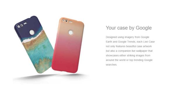 Cases of Google Pixel