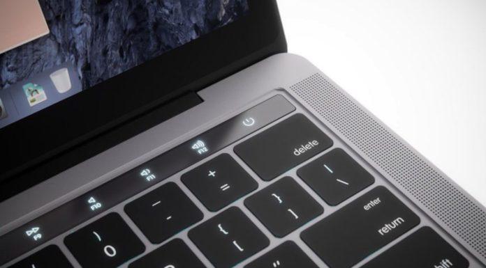New Apple Trademark For MacBook Pro Keyboard