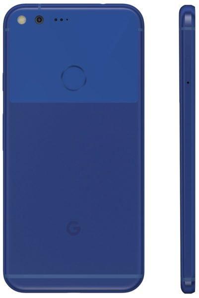 Google Pixel Design
