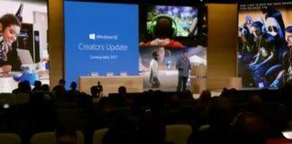 Windows 10 Creators Update Announcement
