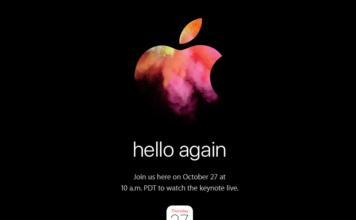 Apple Mac Event