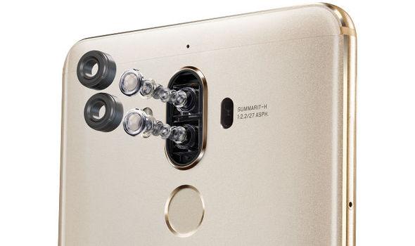 Huawei Mate 9: Camera