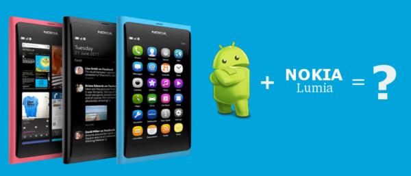 Android Nokia Smartphone, Nokia Smartphone, Nokia Android Based Smartphone, Nokia Upcoming Smartphone