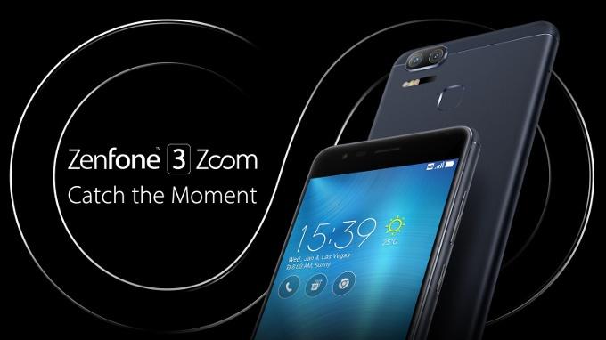 Asus ZenFone 3 Zoom, Asus ZenFone 3 Zoom Features, Asus ZenFone 3 Zoom Camera, Asus ZenFone 3 Zoom Dual Camera, Asus ZenFone 3 Zoom Availability, Asus ZenFone 3 Zoom CES 2017, Asus ZenFone 3 Zoom Configuration