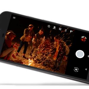 Google Pixel Camara