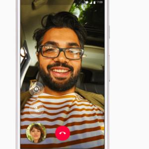 Google Pixel Duo Video Calling