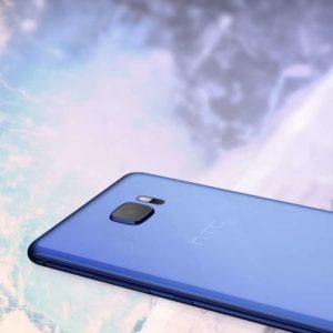 HTC U Ultra Blue Sapphire Color