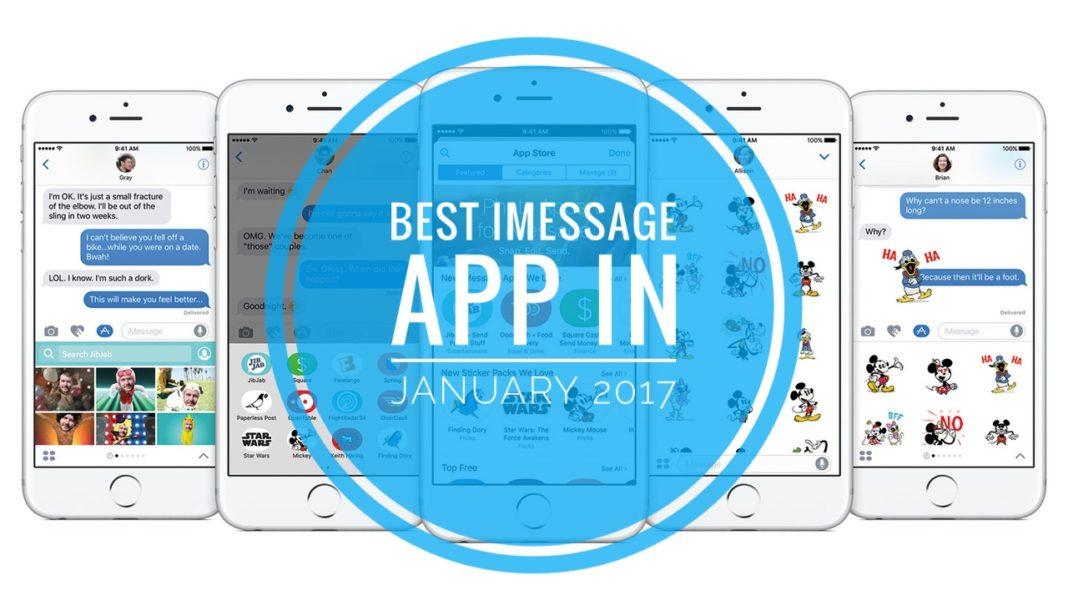Best iMessage App In January 2017