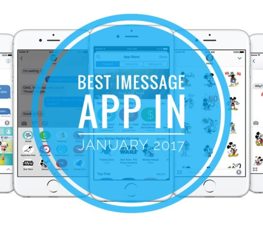 Best iMessage App In January 2017