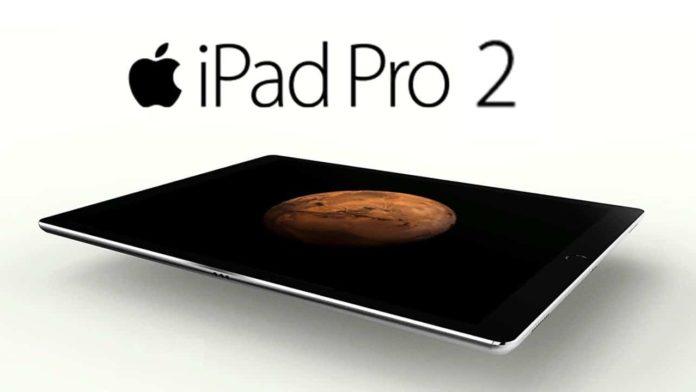 iPad Pro 2 Of Apple In 2017