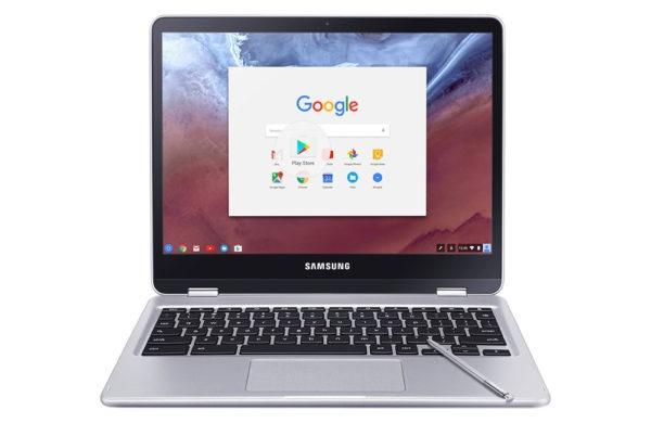 Samsung Chromebook With Stylus