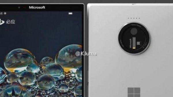 Microsoft Surface Phone Leaks
