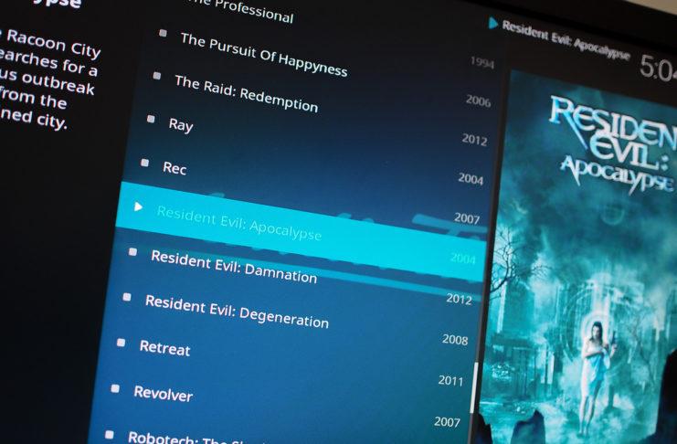 Kodi Player New Windows 10 UWP Update