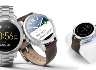 Fossil Upcoming Android Wear Devices