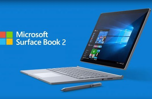 Microsoft surface Book 2 May Come With Redesign Features