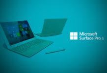 Surface Pro 5 Leaks