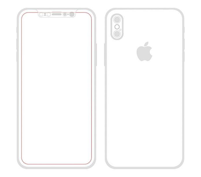 Apple iPhone 8 Design Layout