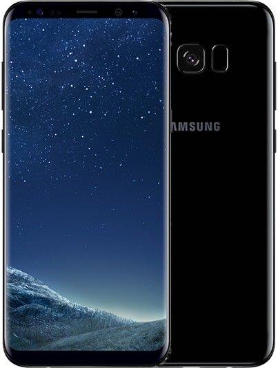 Samsung Galaxy S8 + Black