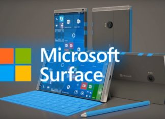 Microsoft Surface Concepts Images Leaks