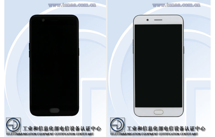 Oppo R11 and R11Plus TENAA Registration