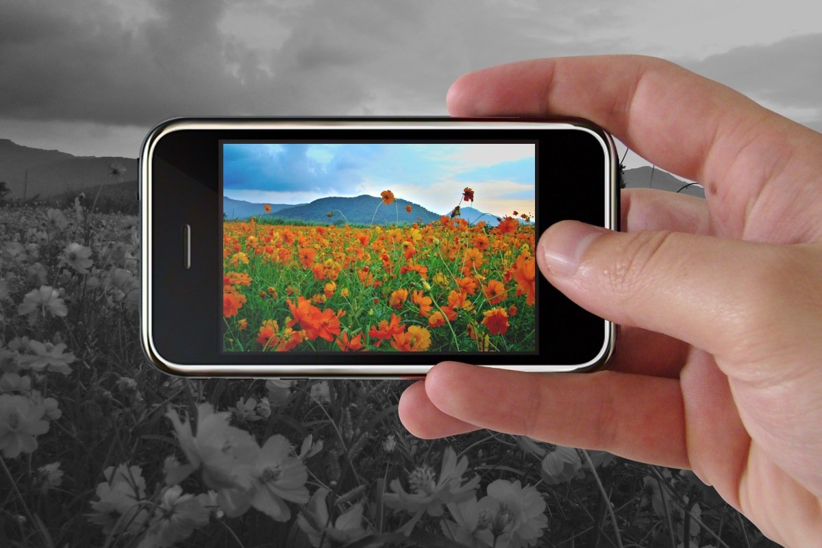 How Capture Photos From iPhone 7