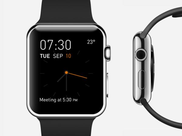 Apple Watch WatchFace