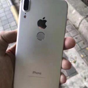 Apple iPhone 8 Rear Touch ID Leak