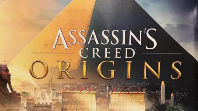 Assassin's Creed Origins At E3