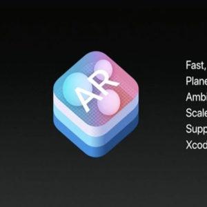 iOS 11 AR API At WWDC 2017