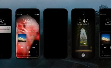 iOS 11 Concept Images