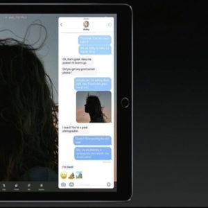 iOS 11 iPad Multitasking Feature