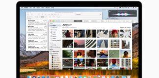 macOS High Sierra Improvement