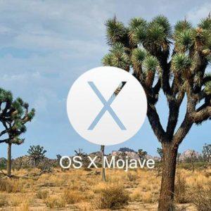 macOS 10.13 Name Expectation