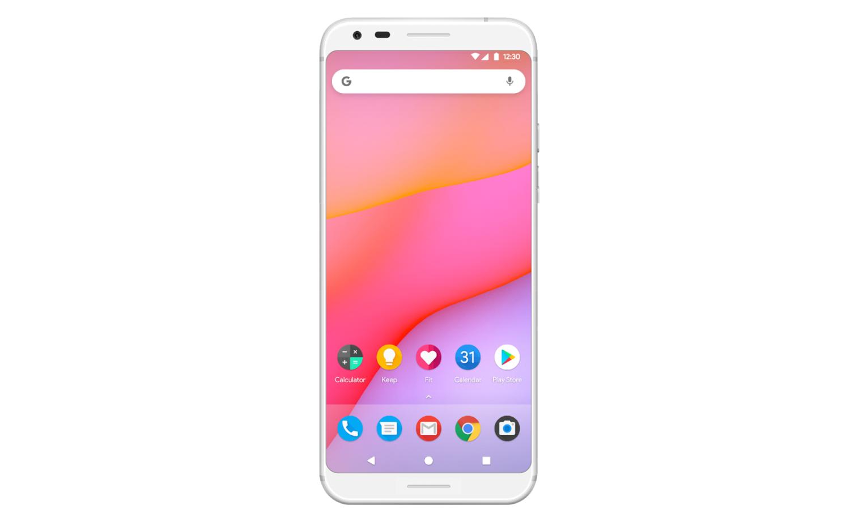 Google Pixel Display Concepts